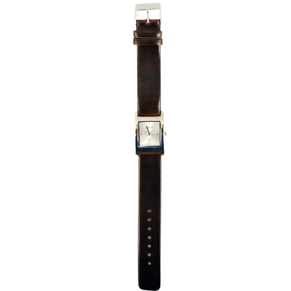 Ladies Justin leather watches.