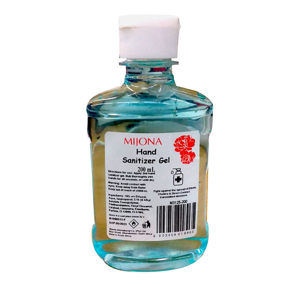 200ml Hand Sanitizer