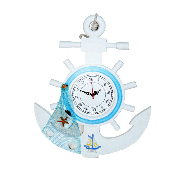 49cm ANCHOR CLOCK