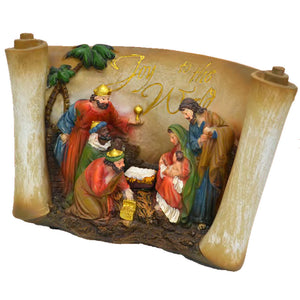 Christmas 3 Wise Men Scene