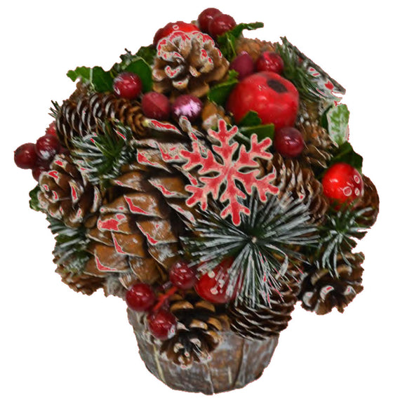 Christmas Plant Ornament