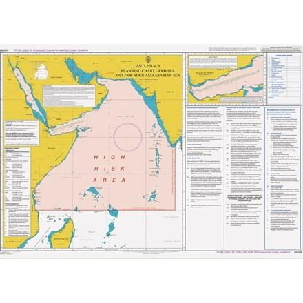 Admiralty Maritime Security Charts