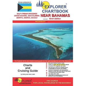 Paradise Cay Publications Florida Keys Chart Atlas 12x18 Spiral-Bound Book of 25 Reduced-Scale NOAA Charts