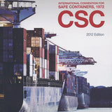 International Convention for Safe Containers (CSC), 2012 Edition