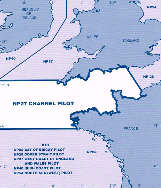 Admiralty Sailing Directions: Channel Pilot - NP27 - 2018, 12th Edition