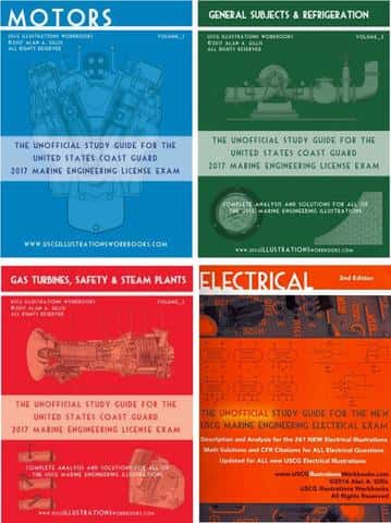 USCG Illustrations Workbooks