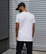 Grand Crew Neck White T-Shirt