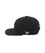 Core MC Black Snapback Cap