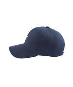 One Inch Blades Navy & Amber Dad Cap