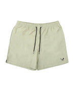 Classic Short Dust Olive/Black Swim Shorts