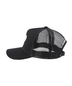 Blades Black & White Trucker Cap