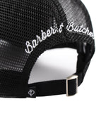 Blades Black/White Trucker Cap