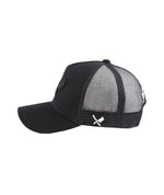 BB Blades Black Trucker Cap