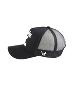 BB Blades Black/White Trucker Cap