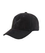 Blades Suede Black Dad Cap