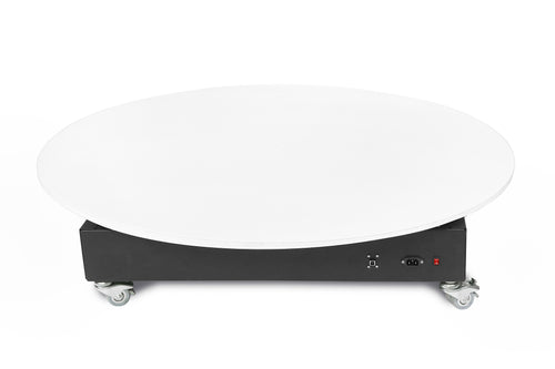 Photomechanics RD-120 turntable for 360 and 3D photo