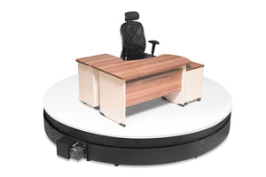 Photomechanics RD-300 - rotating table for 360 and 3D with bulky item