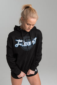 Black Flawnt Clothing Rapture 3 Panel Hoodie