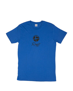 Blue Flawnt Clothing Light Weight Tee/T Shirt