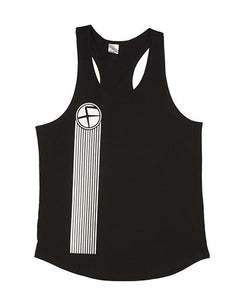 Black Flawnt Clothing Singlet