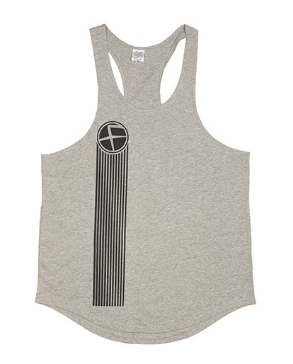 Grey Flawnt Clothing Singlet
