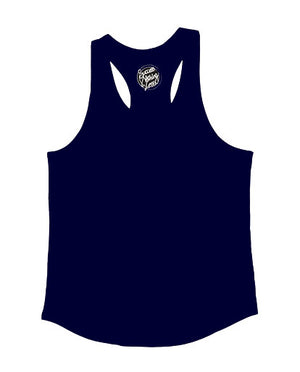 Blue Flawnt Clothing Singlet