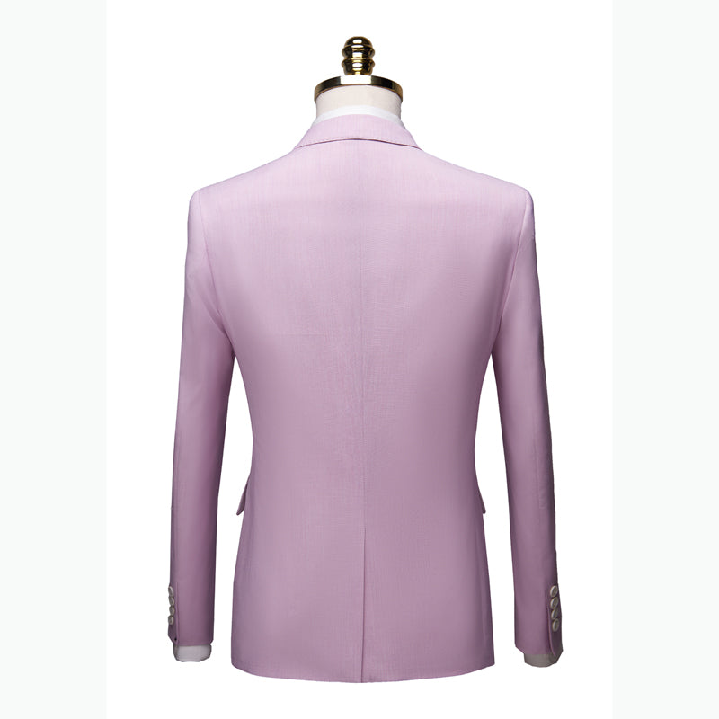 High-end Single Breasted Boutique Suit