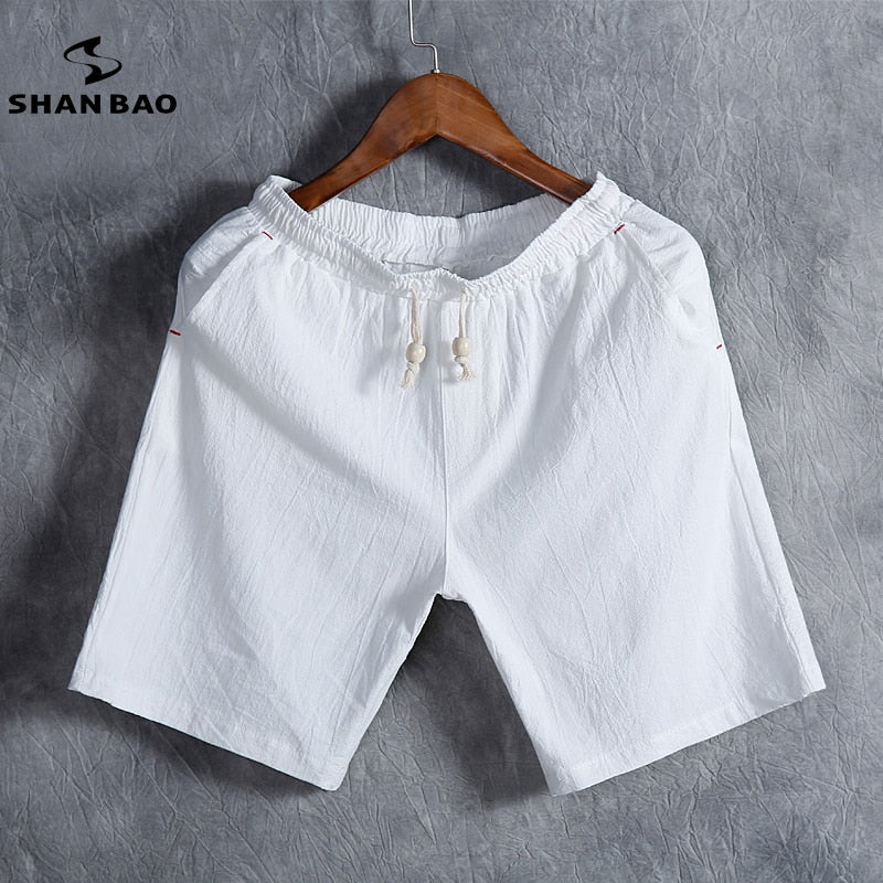 Summer fashion casual breathable shorts
