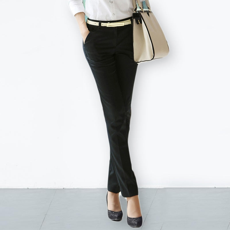 New Arrival Office Work Pants (6 Colors)