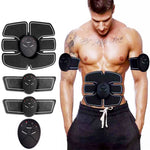 Electro stimulator muscle physiotherapy Fitness Massager for body fat burner