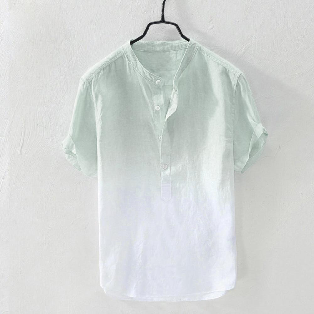 Men's Cool And Thin Breathable Shirt