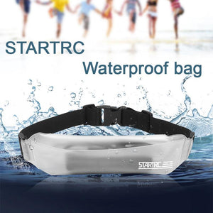 STARTRC Waterproof Pouch Bag with Waist Strap for DJI OSMO Pocket/OSMO Action/Insta 360 ONE X/EVO Action Camera Accessories