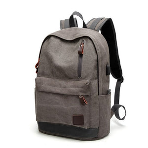 Fashion Canvas Backpack