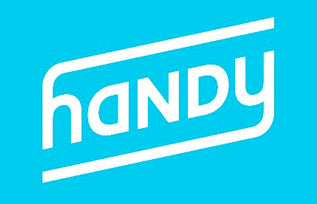 Handy Logo - Let Handy Install!