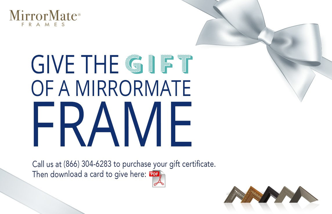 MirrorMate Gift Cards