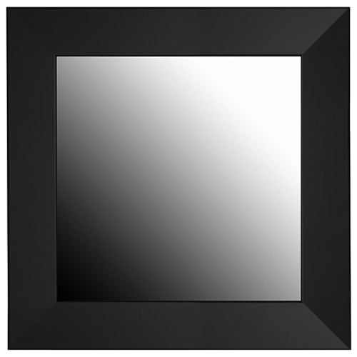 Highline Slim Midnight Black Framed Mirror