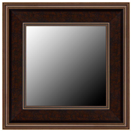 Kelso Bronzed Brown Framed Mirror