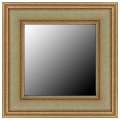 Kelso Gold Washed Silver Framed Mirror