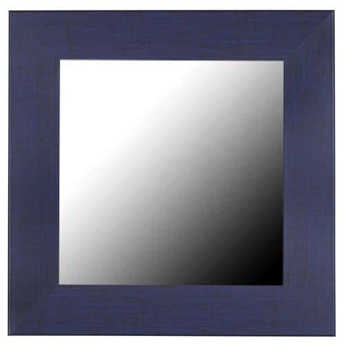 Ocean Deep Blue Sea Framed Mirror