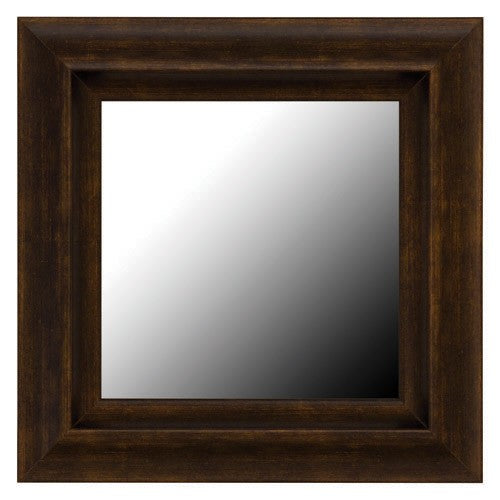 Chelsea Brushed Bronze Framed Mirror