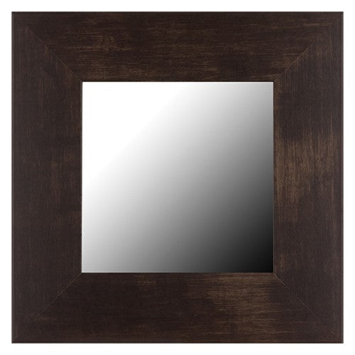 Cherokee Espresso Walnut Framed Mirror