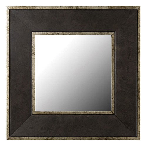Mediterra Glazed Earth Framed Mirror