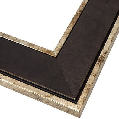 Mediterra Glazed Earth Mirror Frame