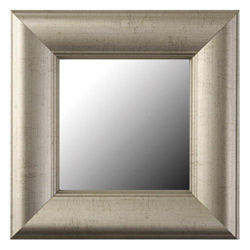 Pemaquid Old World Silver Framed Mirror