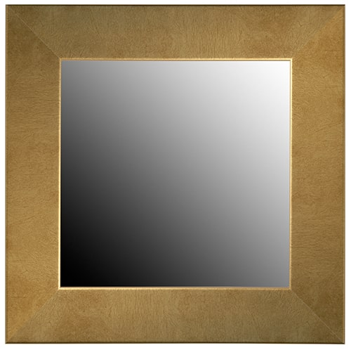Broadway Slim Designer Gold Mirror Framing Kits