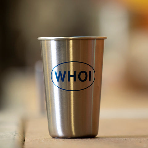 WHOI Stainless Steel Cup
