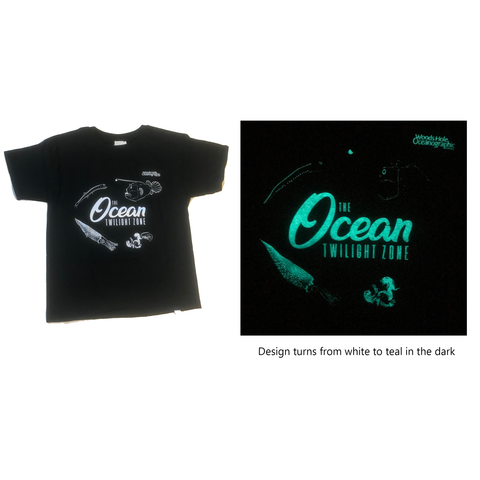Glow in the Dark Twilight Zone T-shirt