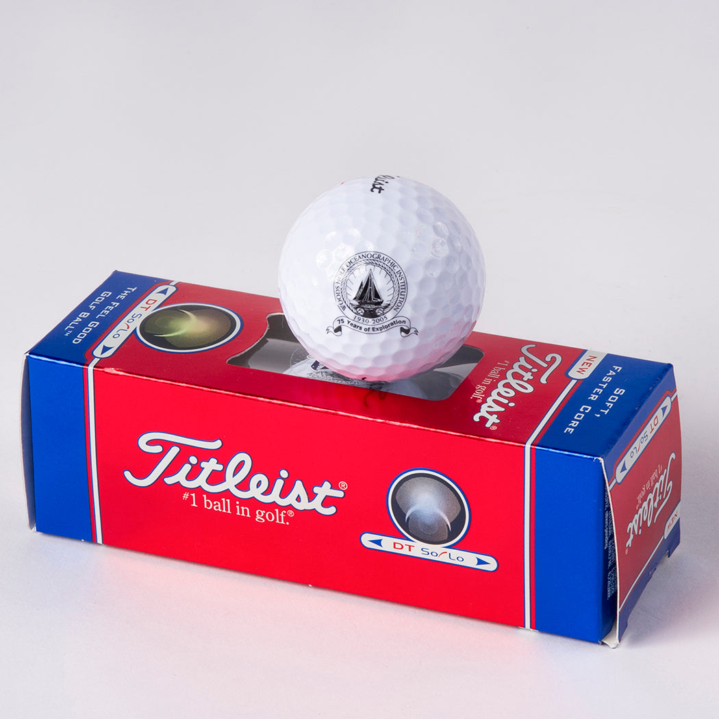 Golf Balls, set of 3
