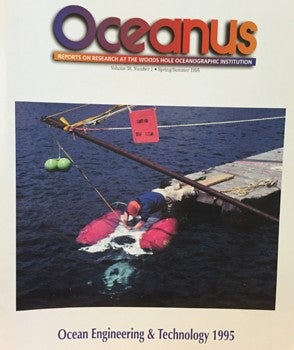 Ocean Engineering & Technology 1995
