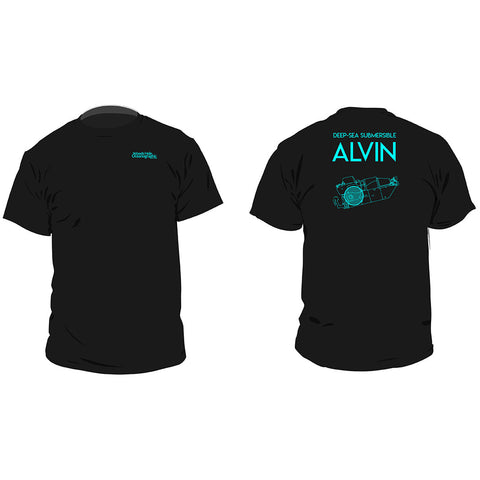 T-shirt Alvin Techy